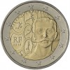 2 EURO - commemorative coins France 2013 - Pierre de Coubertin (Obr. 0)