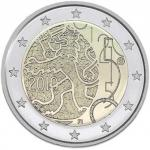 2 EURO - Currency Decree of 1860 granting Finland the right to issue banknotes and coins 2010