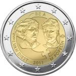 2 EURO - 100th anniversary of International Woman´s day 2011