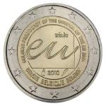2 EURO - Belgian Presidency of the Council of the European Union 2010