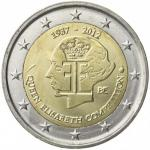 2 EURO - The 75th anniversary of the Queen Elisabeth Competition