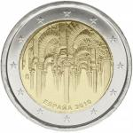 2 EURO - The historical centre of Córdoba 2010