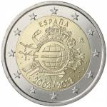 2 EURO - commemorative coin Spain 2012