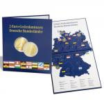 2 Euro coin album PRESSO - Germany
