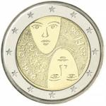 2 EURO - 100th anniversary of the universal and equal suffrage 2006