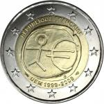 2 EURO - 10. years of the monetary union