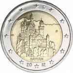 2 EURO - commemorative coin Germany 2012 - Bayern