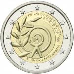 2 EURO - The organisation of Special Olympics World Games – Athens 2011