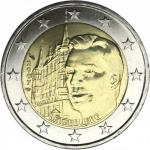 2 EURO - The Grand-Ducal Palace 2007