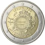 2 EURO - commemorative coin Luxembourg 2012