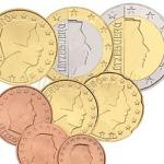 Euro Coin set Luxembourg 2012