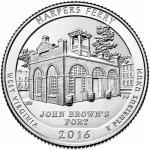 25 Cent USA 2016 - Harpers Ferry - W.Virginia