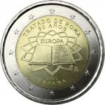 2 EURO - 50. years of The Treaty of Rome