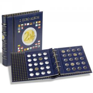2 Euro coin album VISTA Click to view the picture detail.
