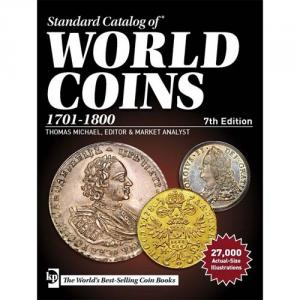 Standard Catalog of World Coins 1701-1800 Click to view the picture detail.