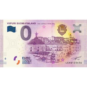0 Euro Souvenir Fínsko 2019 - Viipuri Click to view the picture detail.