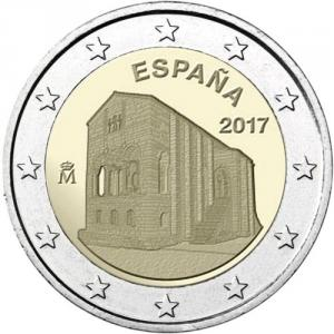 2 EURO Španielsko 2017 - Astúria Click to view the picture detail.