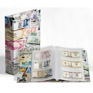 VARIO album for banknotes Click to view the picture detail.