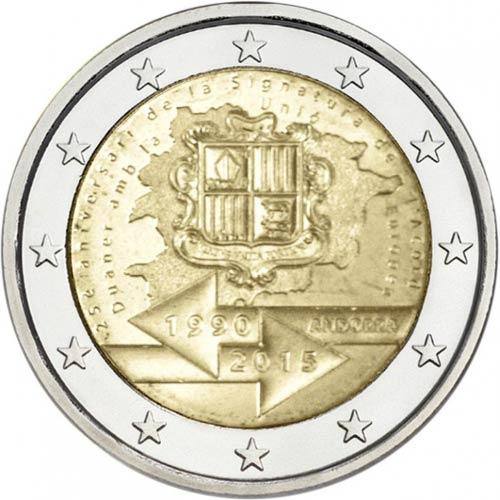 ae479b829 Pamätné euromince – 2 euro ročníky | nunofi.sk
