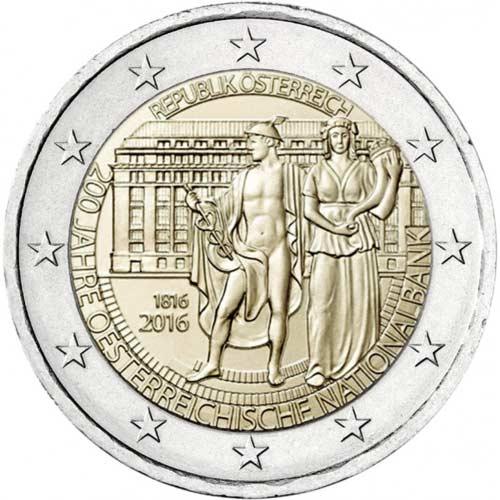 1186aa5d3 2 EURO Rakúsko 2016 - Národná banka Kliknutím zobrazíte detail obrázku.