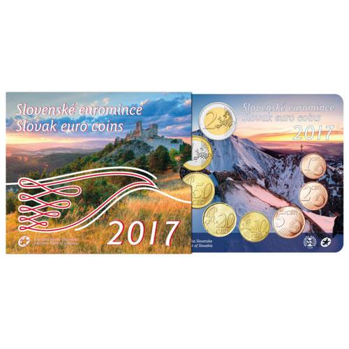 ce77a00ca8545 Ročníkové sady mincí Slovensko | nunofi.sk