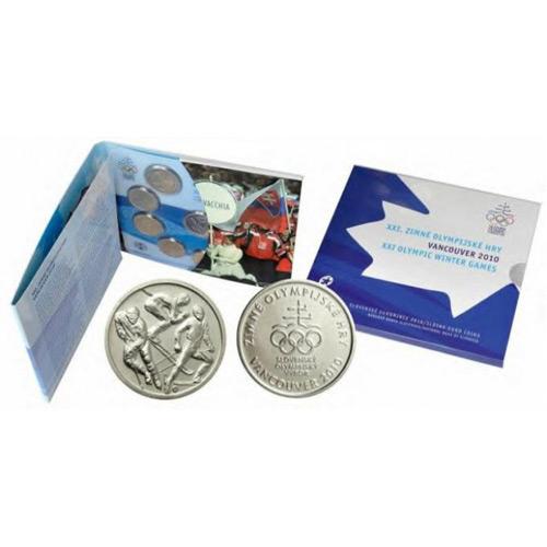 96845904a08f5 Sada obehových EURO mincí SR 2010 Kliknutím zobrazíte detail obrázku.